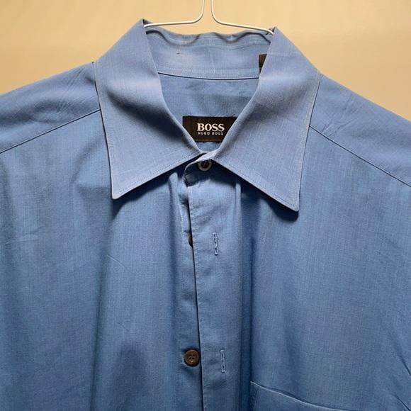 Boss dress shirt.  100% cotton